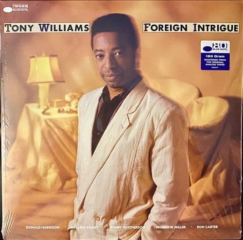 Anthony Williams<br>Foreign Intrigue<br>LP, RE, 180g